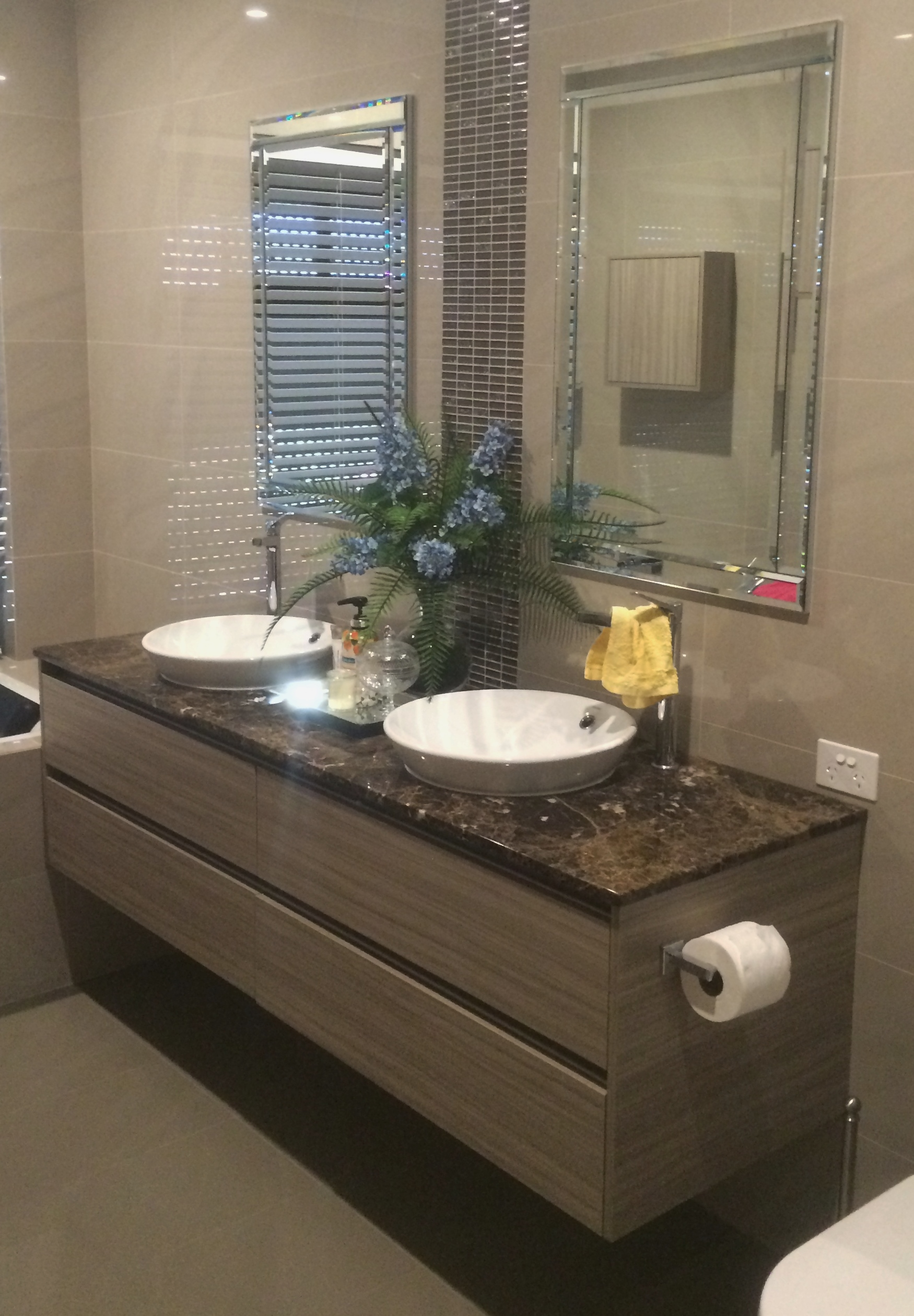 Bathroom Cabinet Makers Perth | Provence Brothers